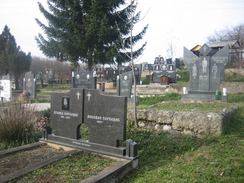 Белановачко гробље