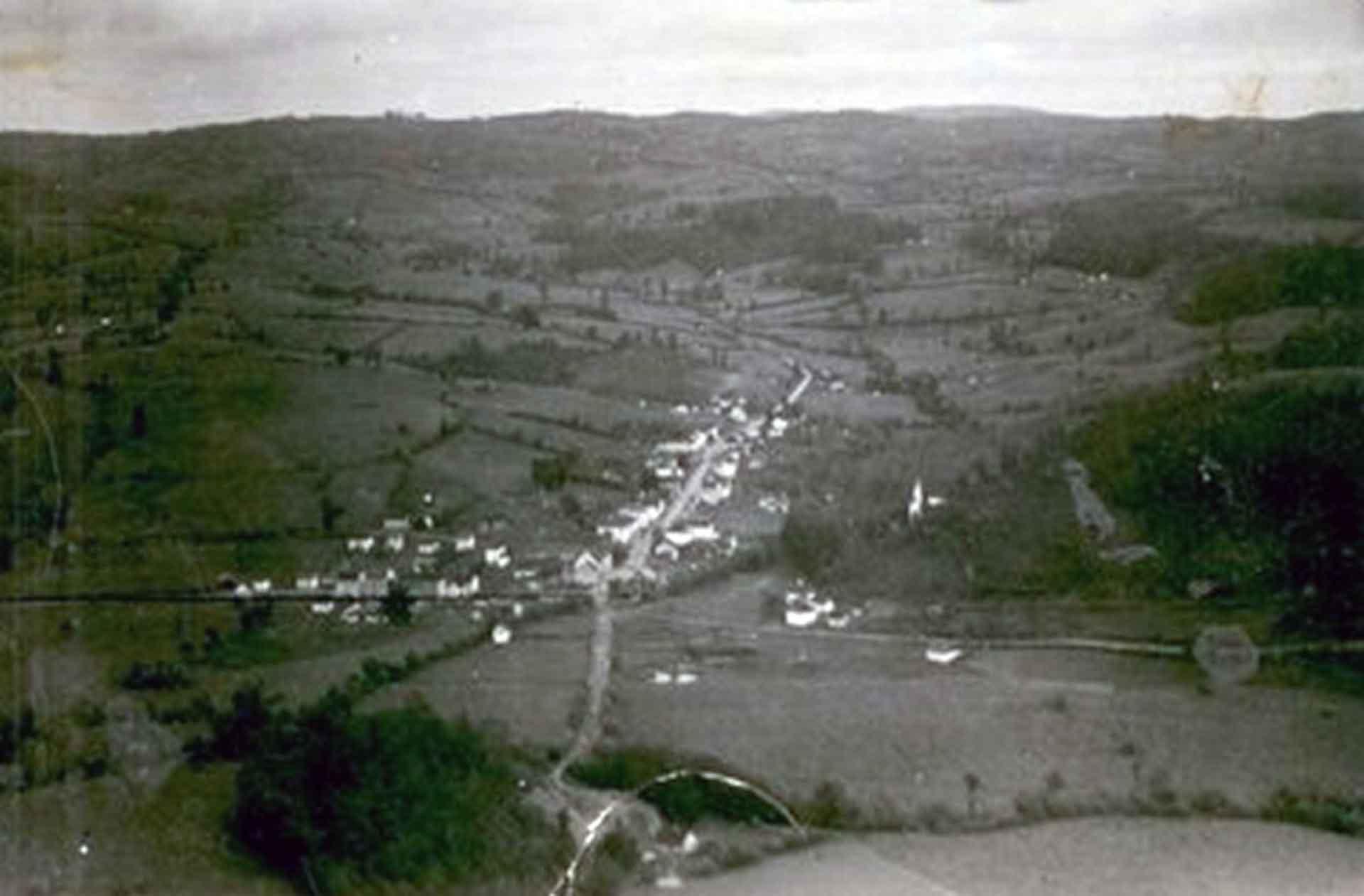 Најстарија сачувана фотографија Белановице
