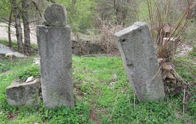 Остаци Ломине и Перишине воденице у Драгољу