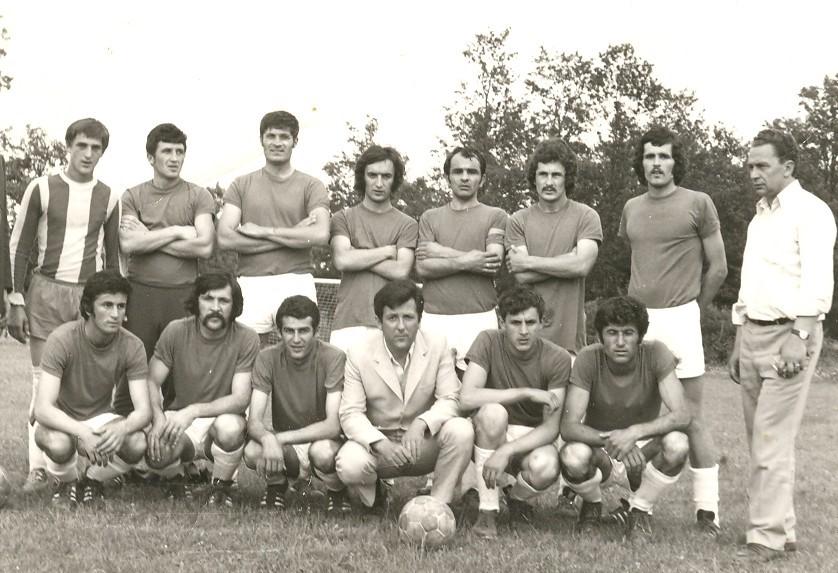 После утакмице у Радљеву 1974. године