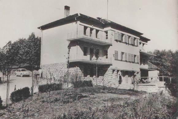 Дом који је градила краљица Марија