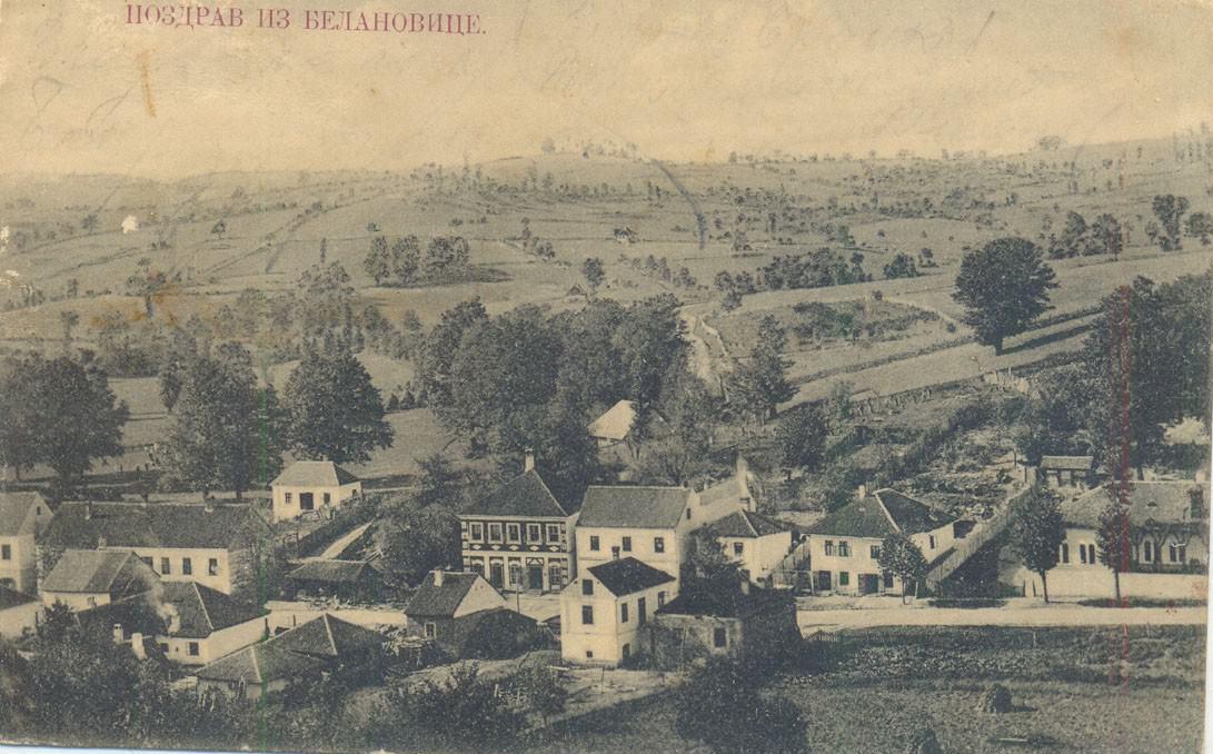 Разгледница, 1910. година