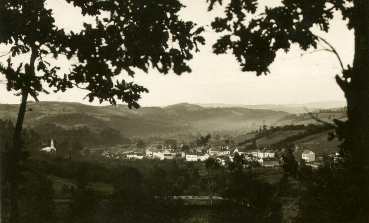 Белановица 1933. године