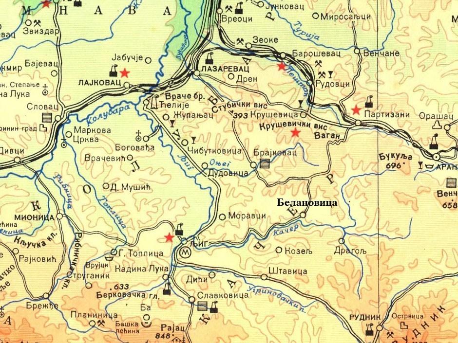Географска карта