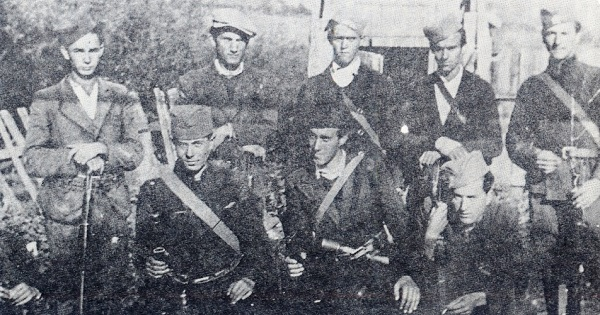 Рудничка партизанска чета 1941. године