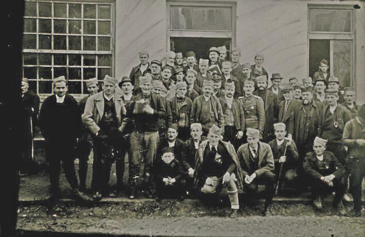 Скупштина калањевачке задруге 1944. године