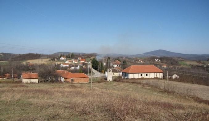 Живковци, родно место Живана