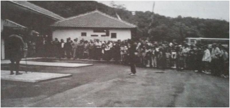 Отварање аутобуске станице 1997. године