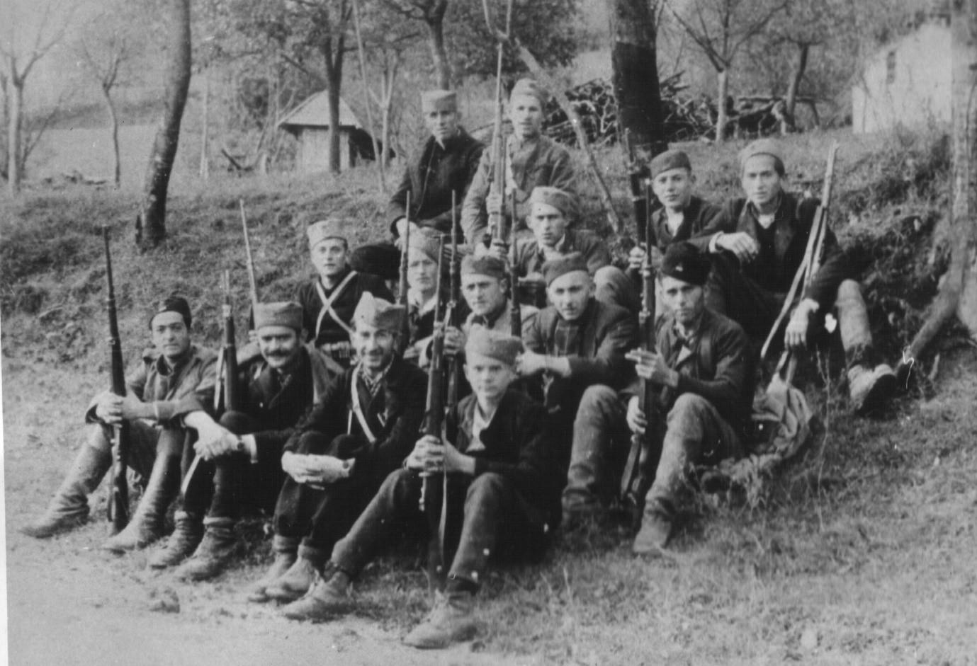 Ваљевски партизански одред 1941. године