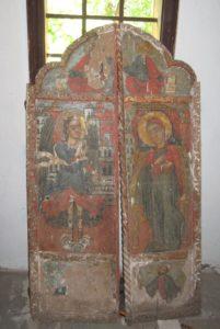 Царске двери Шутачке цркве