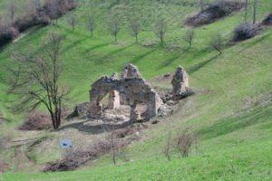 Остаци цркве из 1389. године