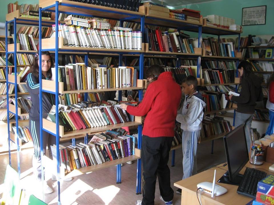 Школска библиотека