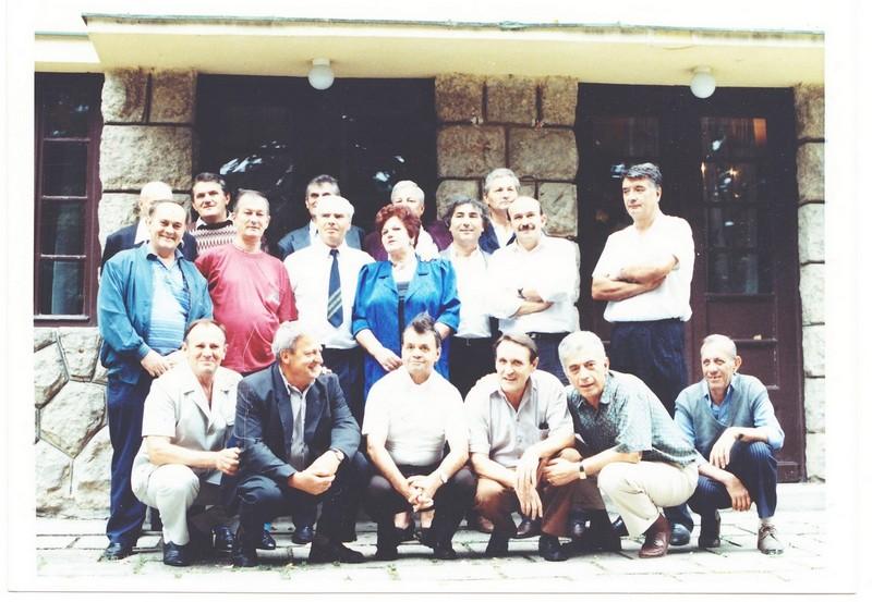 Дружење старих домаца са домаћима 1995. године