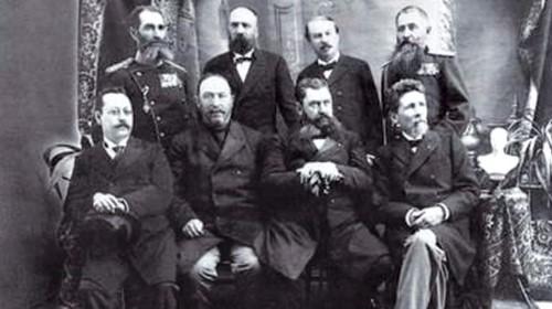 Кабинет Владана Ђорђевића 1899. године