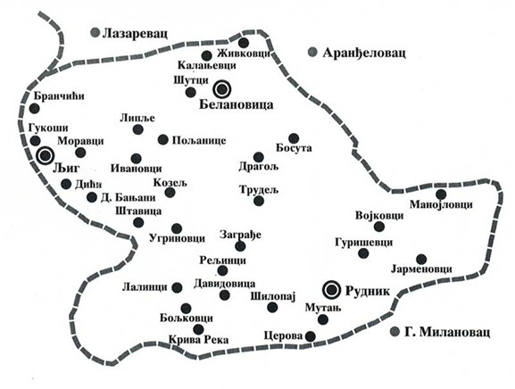 Област Качера