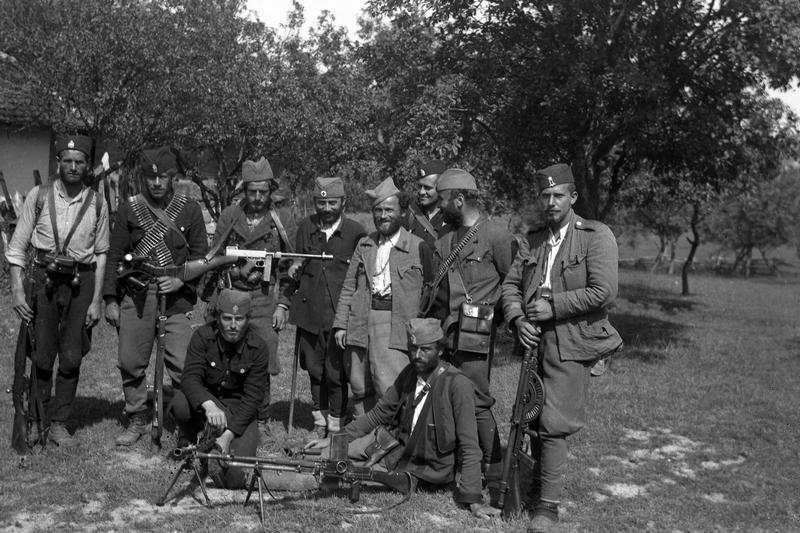Оружани четници