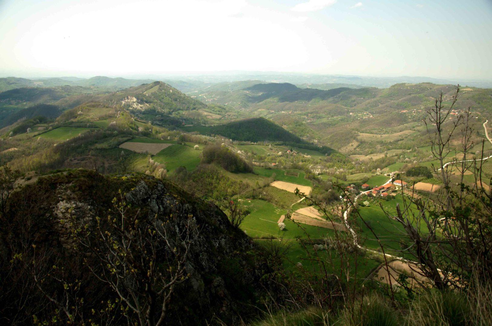 Панорама Качера