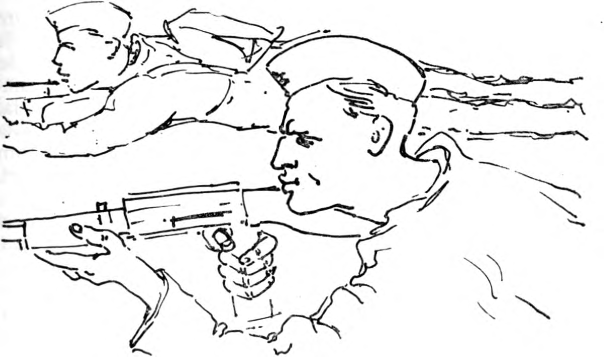 Партизани, илустрација