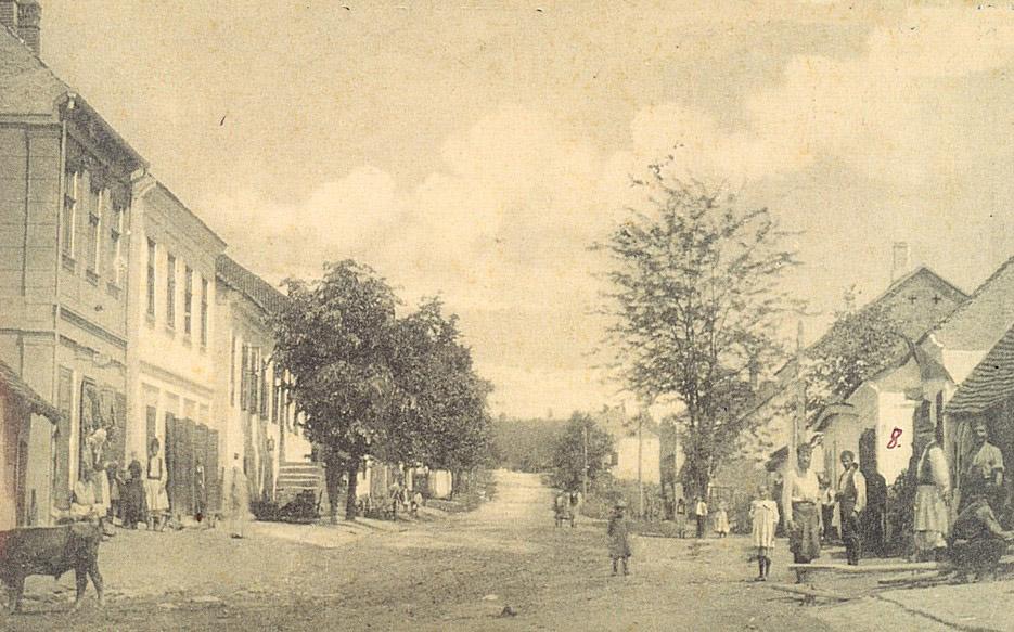 Белановица 1911. године