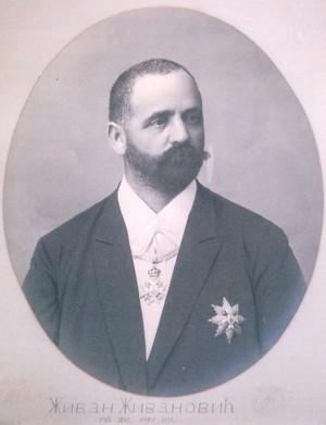 Живан Живановић