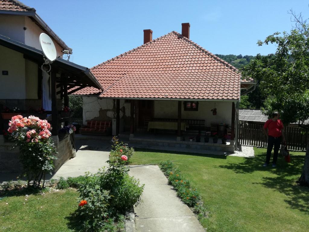 Кућа Марковић Предрага и Радојице зидана 1864. а обновљена 2013. године