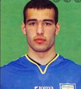 Воја Драговић, голман
